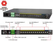 24+4 Port Gigabit Switch, SFP+, Layer 2