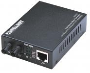 LWL Converter 10/100Base-TX auf 100Base-FX (ST) Multimode, 2 km