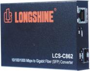 Converter LWL 10/100/1000Base SFP, LCS-C862