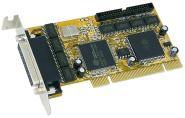 PCI-Karte LP 8 x seriell RS232mit 8 x FIFO 16C950, 32-Bit