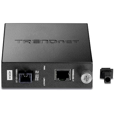 WDM Converter 1000BaseT       SM 1310, 40 Km,TFC 1000S40D3