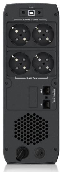 USV PowerWalker CSW, VI600-VI1500, Line Interaktiv, reiner Sinus