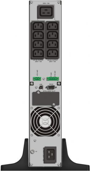 USV Anlage Online VFI3000RT HID; 3000VA/2700W