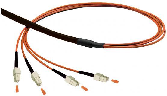 LWL-Universalkabel U-DQ(ZN)BH, innen/außen, halogenfrei