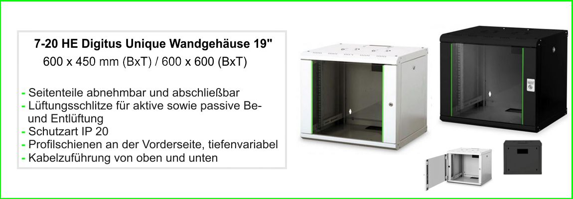 "Banner 19"" Schrank Unique"