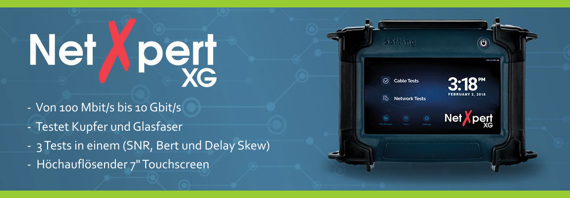 Banner NetXpert XG
