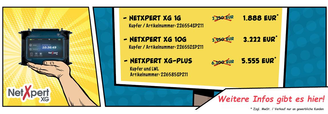 Banner NetXpert Aktion