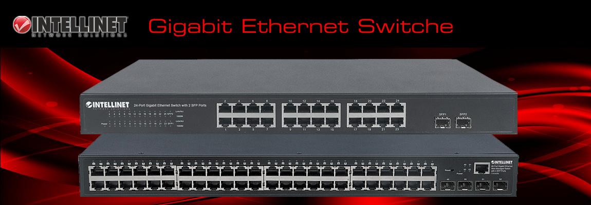 Banner Intellinet Switche
