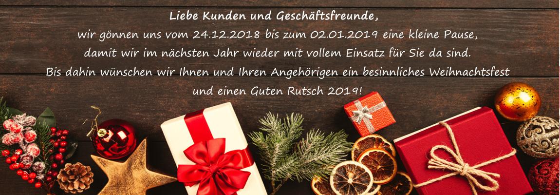 Banner Weihnachten